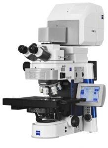 Neida, det er ikke dette konfokal-mikroskopet fra Zeiss somskal inn i blæra di, heldigvis.