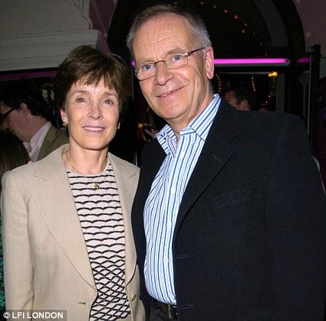 Mary og mannen Jeffrey